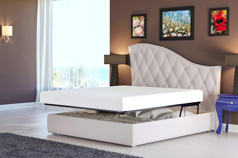 двуспальные кровати каталог фото