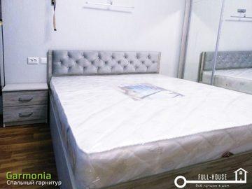 Кровать из спального гарнитура Гармония