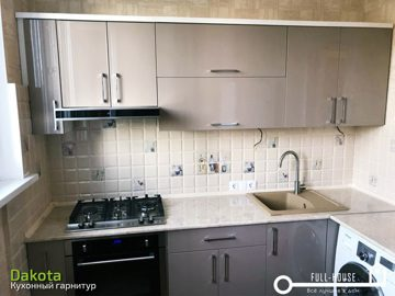 Кухонный гарнитур Dakota на заказ в Ташкенте